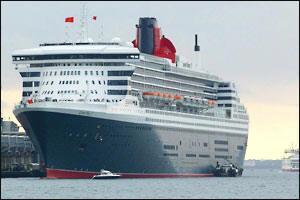 Cruise Queen Mary 2